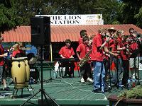 Matthews school band